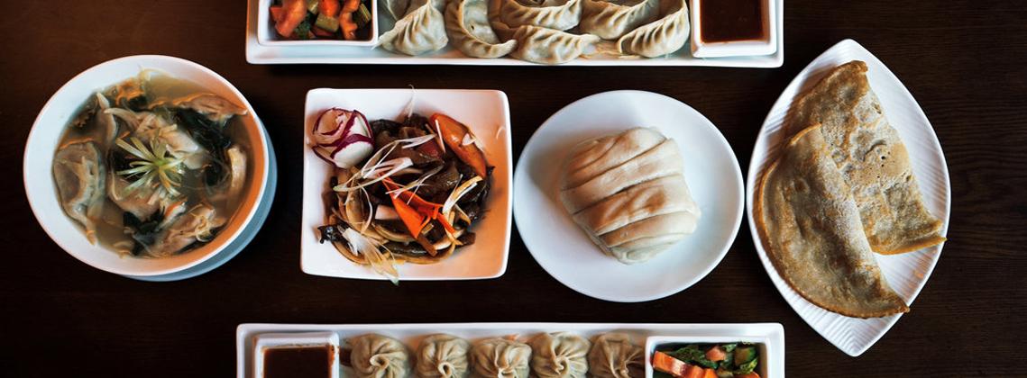 Tibetan Delicious Food